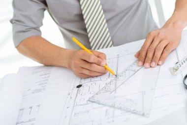 Correcting blueprint