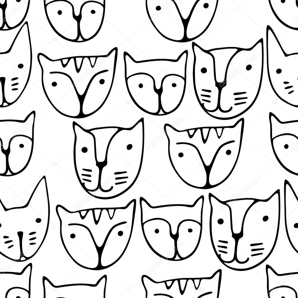 Modele de chat a dessiner galerie tatouage - Petit tatouage significatif ...