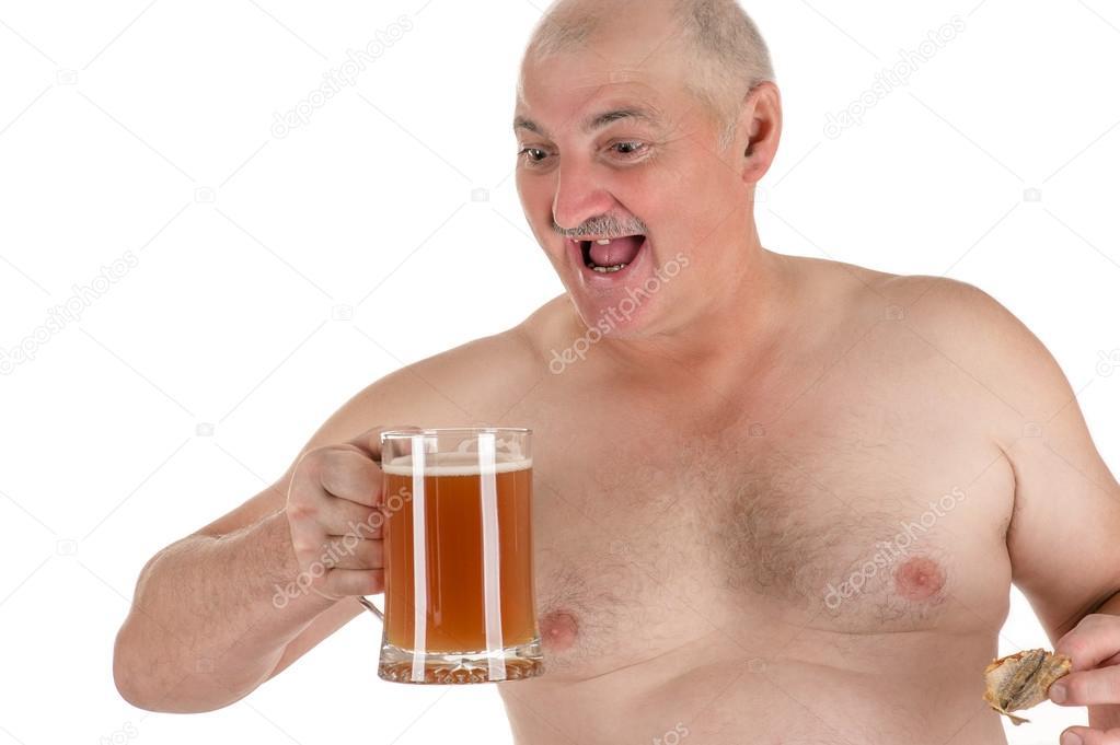 фотожабы на мужика с кружкой пива это