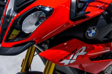 BMW Motorcycles S1000 XR.