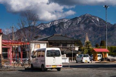 View around Shimoyoshida Station