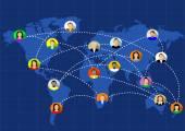 sociální sítě sjednotit svět