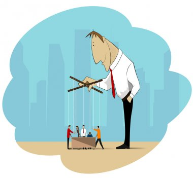 business manipulation