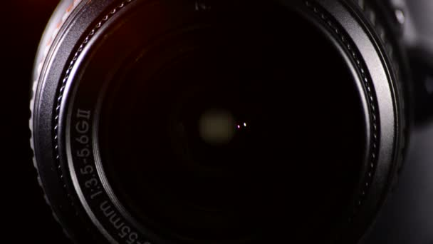 Lencse Slr fényképezőgép reflex élességállítást és a felvételkészítést