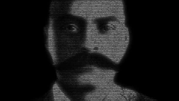 Animace z Emiliano Zapata Revoluční s číslicemi