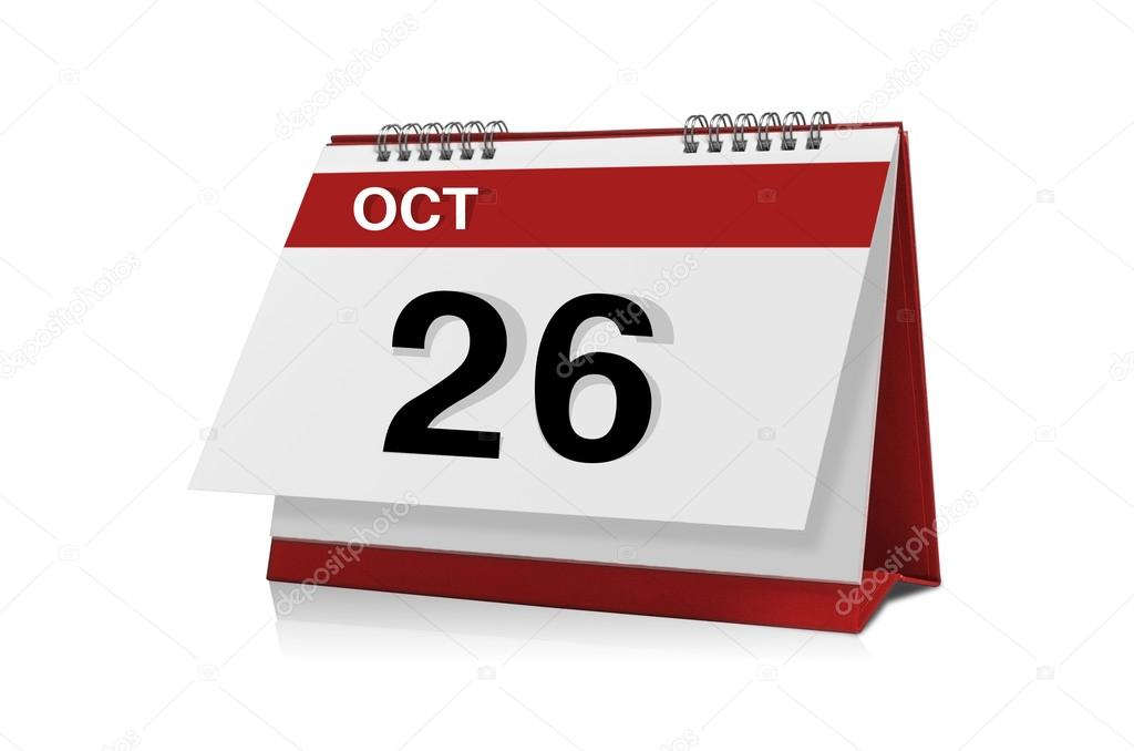 Resultat d'imatges de 26 de octubre calendario