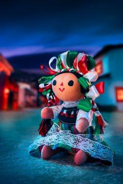 Mexican rag doll