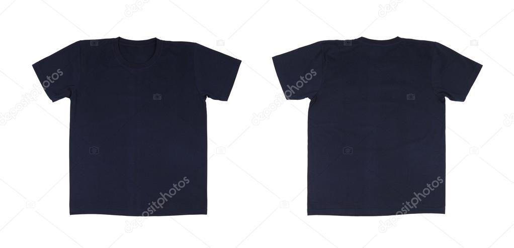 t-shirt template set(front, back) — Stock Photo © geargodz #60951441