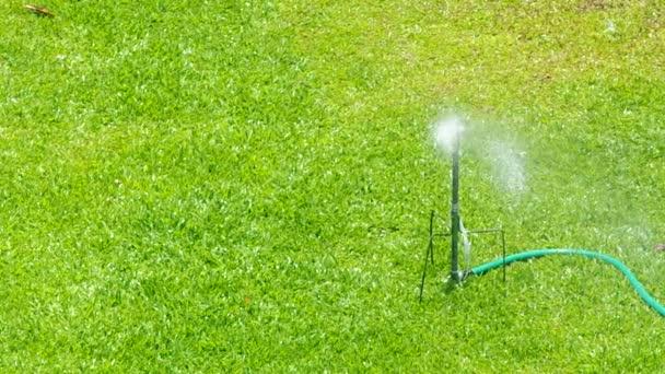 Stříkací vodní sprinklerové