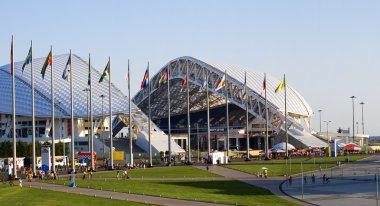 Olympic stadium Fisht in Sochi, Russia