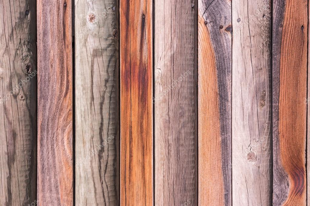 Attrayant Rustic Weathered Barn Wood Background With Knots And Nail Holes U2014 Stock  Photo