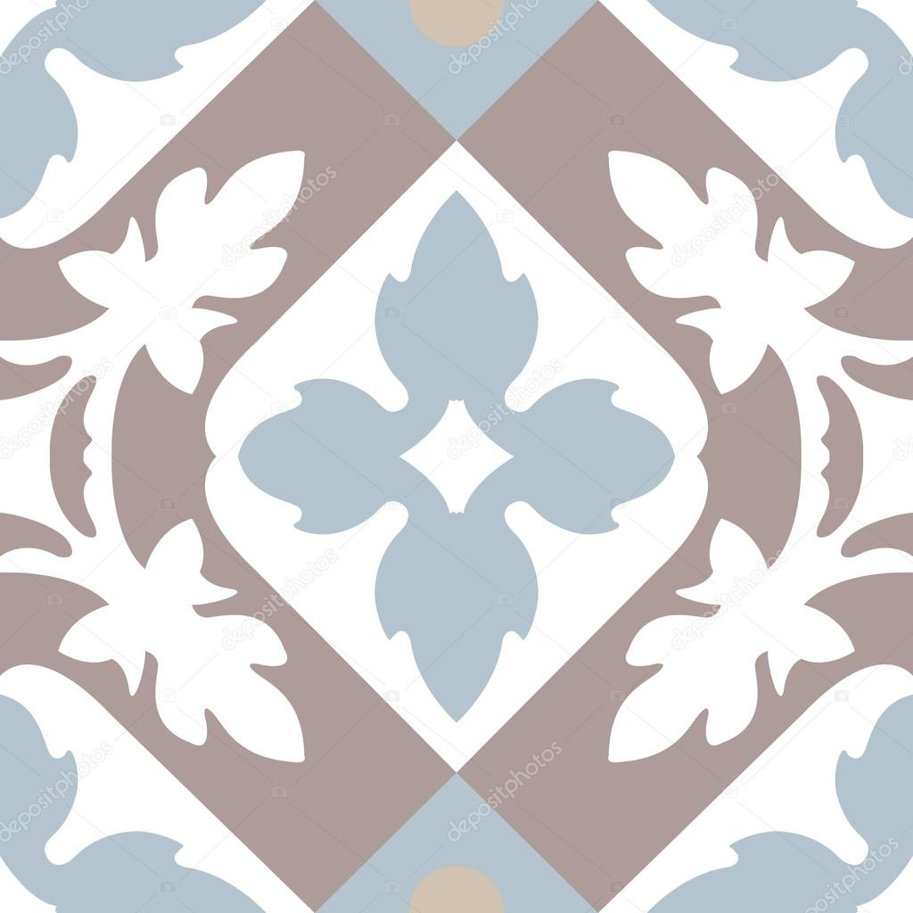 Modello di tegole portoghesi priorit bassa dell 39 annata for Piani di conservazione vittoriana