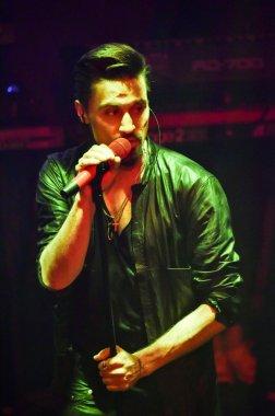 Russian singer Dima Bilan