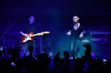 Dima Bilan concert tour