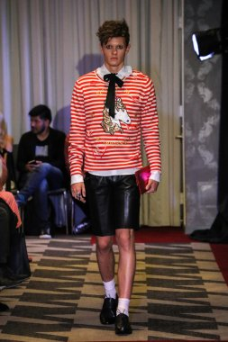 Victor De Souza fashion show