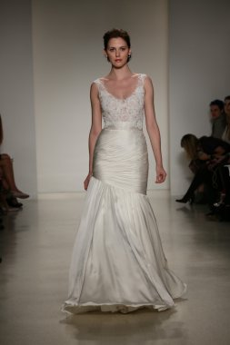 Anne Barge Fall 2015 Bridal Collection Show