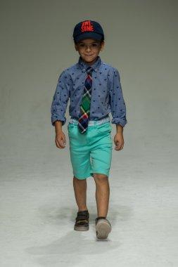 Clarks preview at petite PARADE Kids Fashion Week