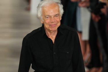 Designer Ralph Lauren