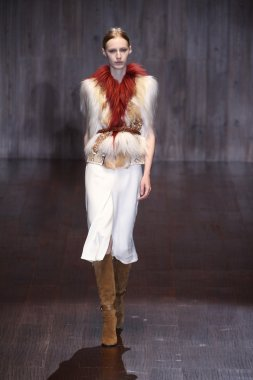 Gucci show as a part of Milan Fashion Week