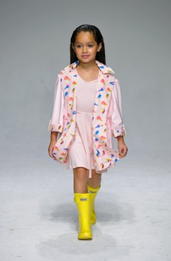 Oil and Water preview at petitePARADE Kids Fashion Week