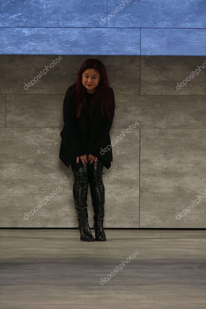 Designer Ju Young Lee Stock Editorial Photo C Fashionstock 65417121