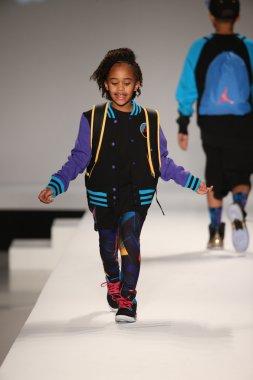 Nike Levi's Kids fashion show