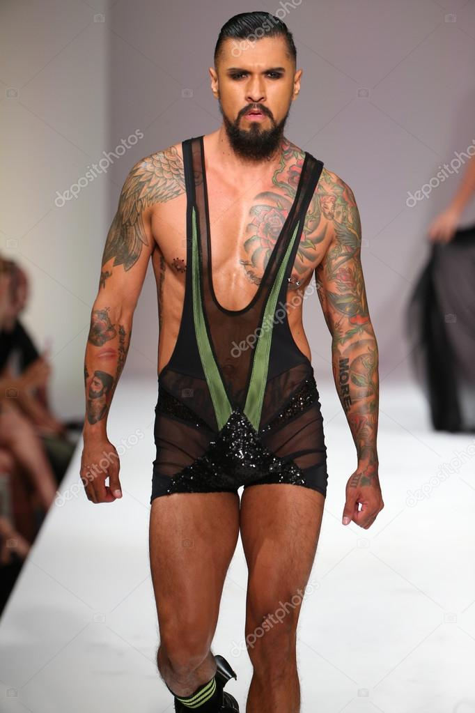 Marco Marco fashion show SS 2016 – Stock Editorial Photo ...