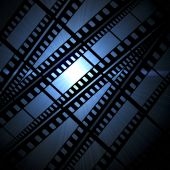 Fotografie Vintage film frames