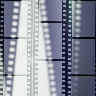 Vintage film frames