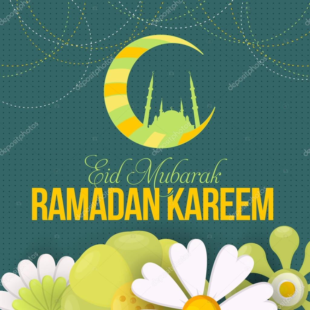 Multicolored crescent moon symbol ramadan greeting card design multicolored crescent moon symbol ramadan greeting card design arabic biocorpaavc Gallery