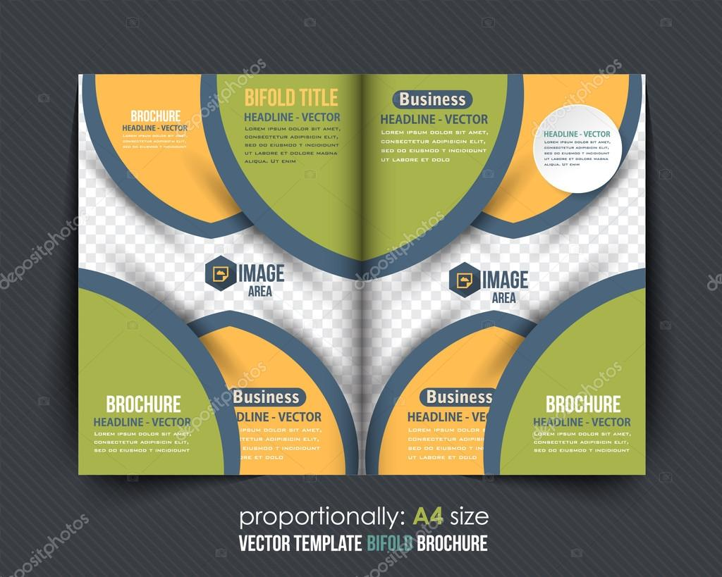 Oval geometric shapes business bi fold brochure design corporate oval geometric shapes business bi fold brochure design corporate leaflet cover template ccuart Gallery