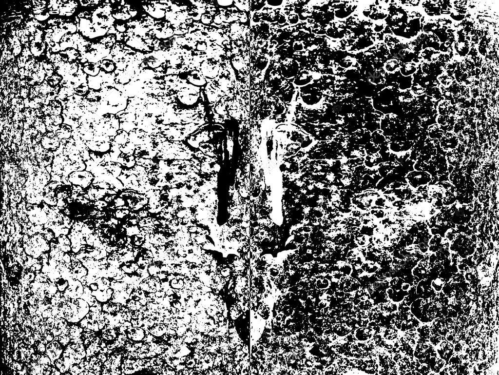 Rough Texture Background: Scratches Dust Rough Texture Background Vector