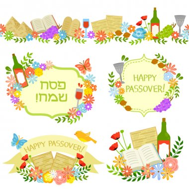 passover design elements