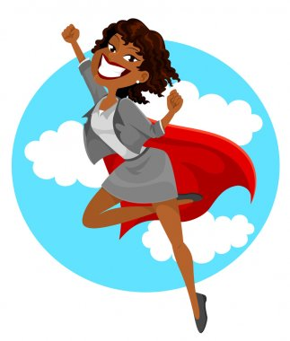 African super business woman