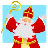 Fotografie Šťastný Sinterklaas