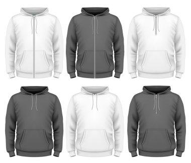Men hoodie