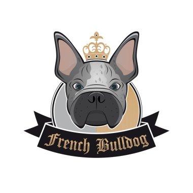 french bulldog sign