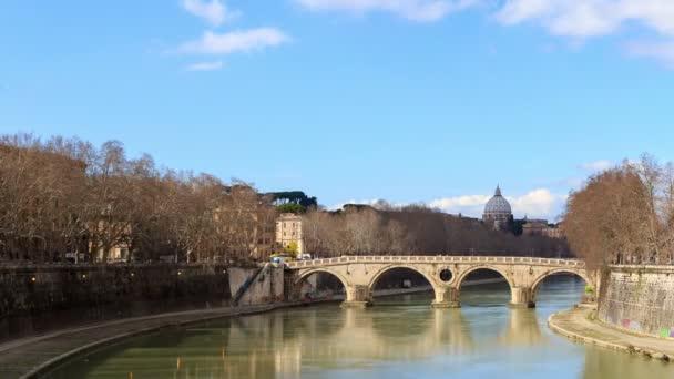 Bridge Sisto. Rome, Italy