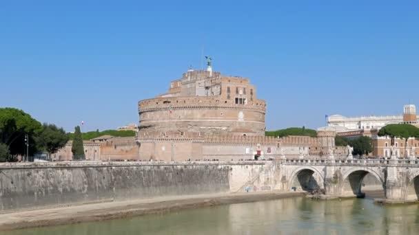 Hrad San Angelo, Řím, Itálie
