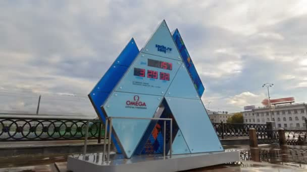 Hodiny olympijské hry v Soči 2014