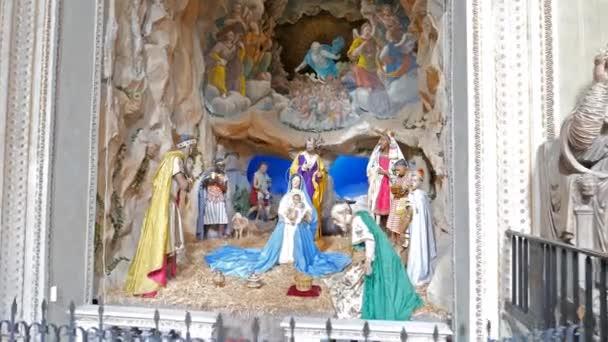 Scene in Santa Maria in Aracoeli. Rome
