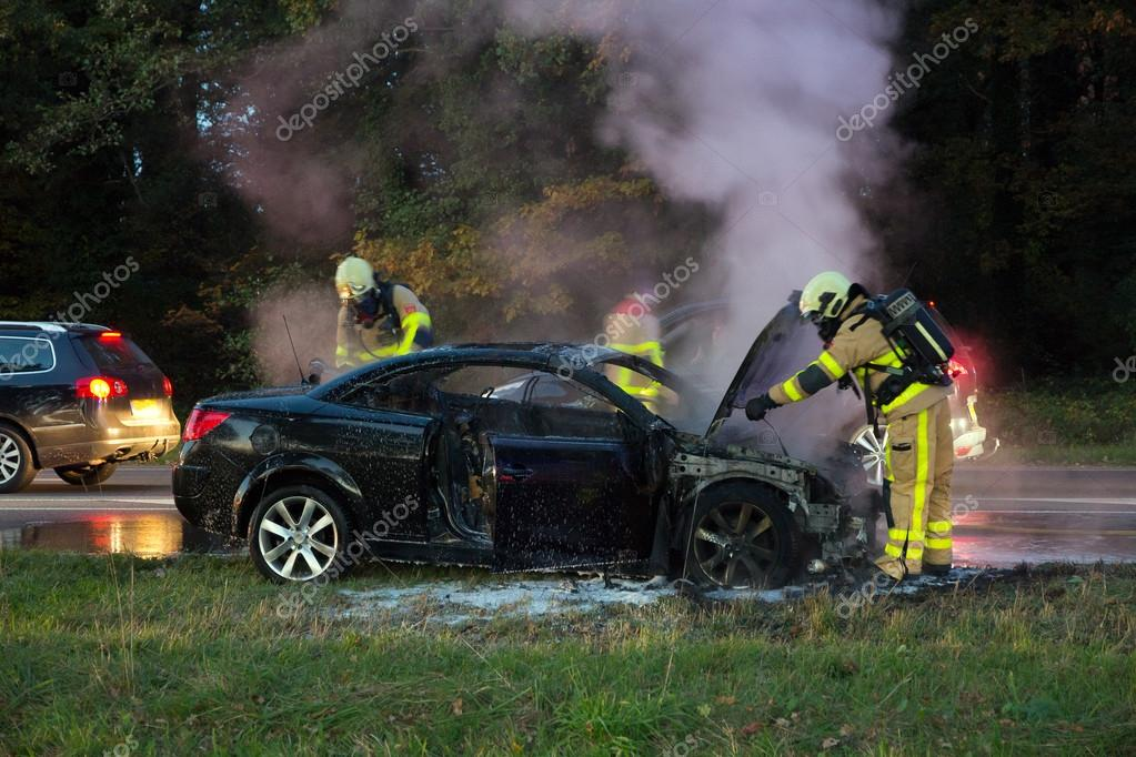 Car fire fighter