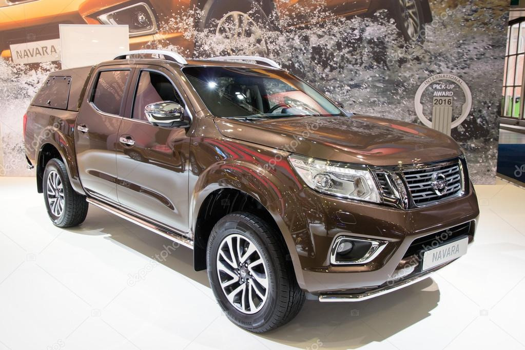 2016 Nissan Navara Np300 Stock Editorial Photo Foto Vdw 96651646