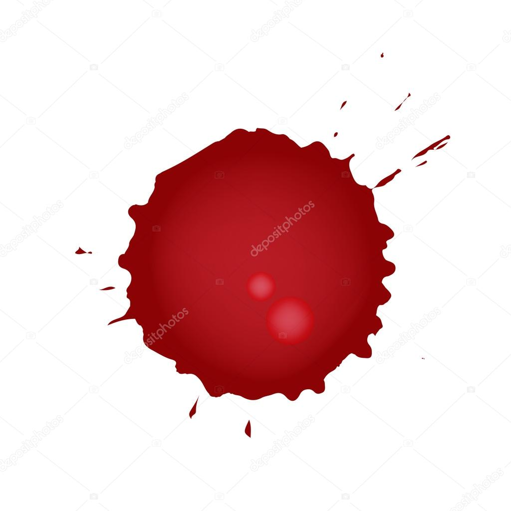 realistic blood splatters stock vector ansim 123524858 rh depositphotos com blood splatter vector illustrator blood splatter vector free download