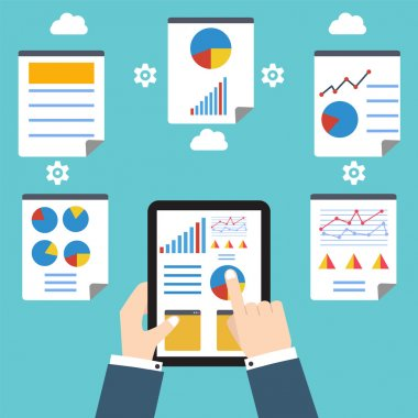 Analytics and programming. Web application optimization.
