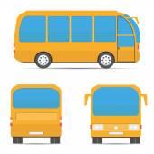 sárga iskolabusz