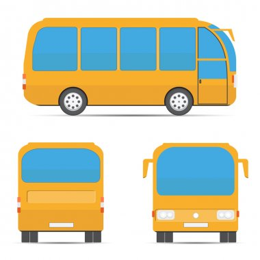 School yellow bus