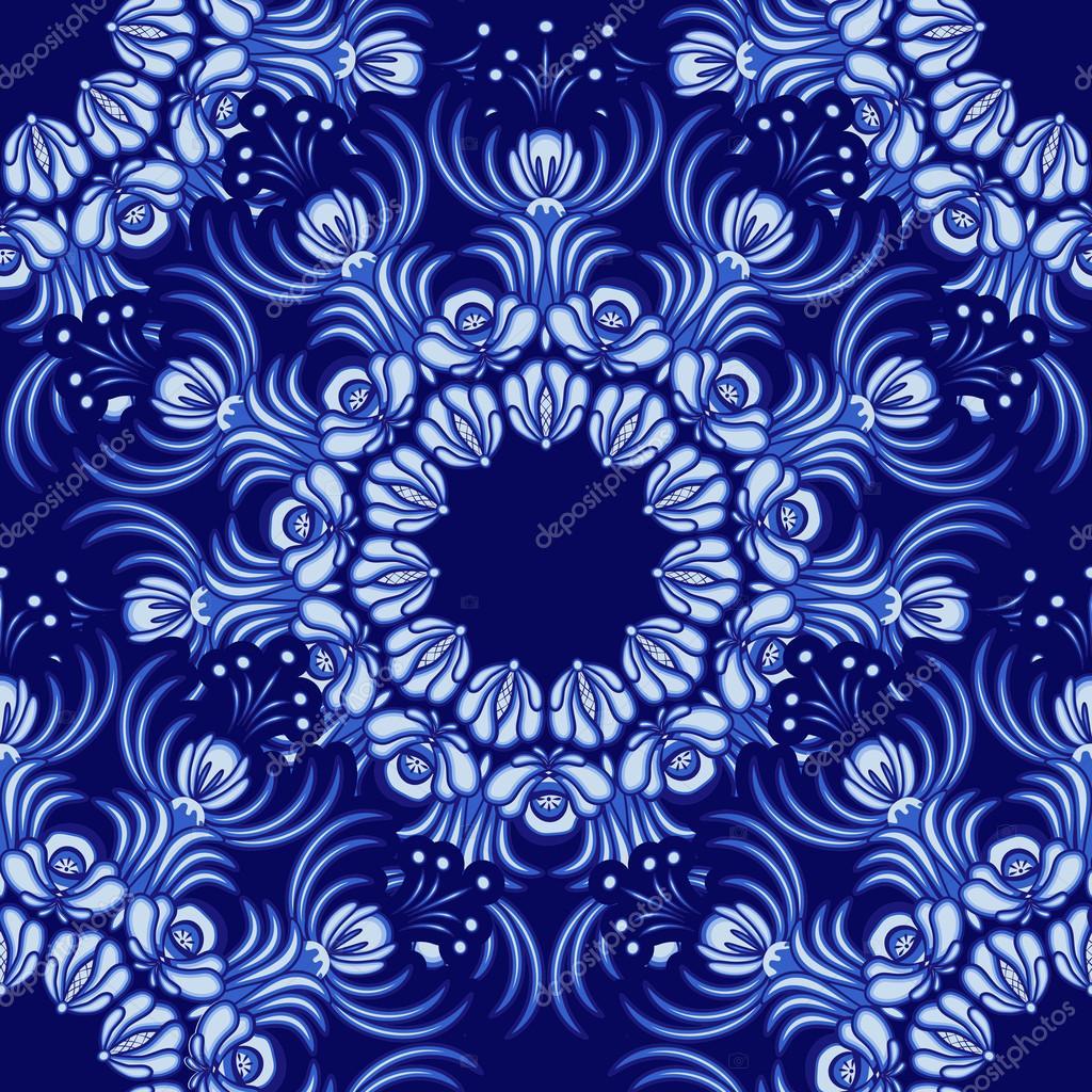 Arri re plan transparent motif floral d 39 ornements for Motif peinture