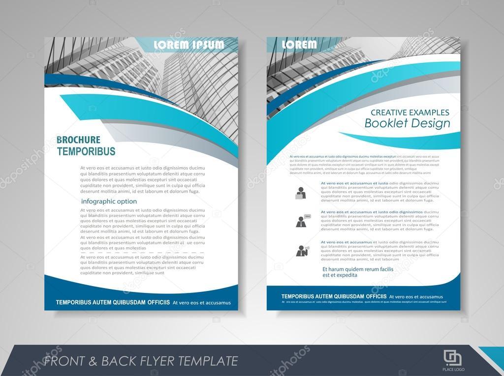 Business Poster Template Stock Vector Stekloduv 119370646