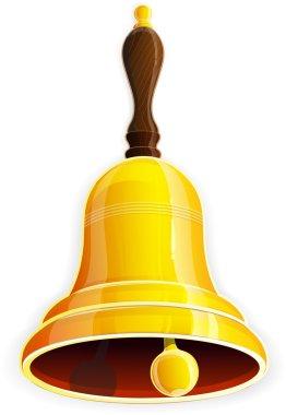 Bronze handbell